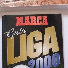Coleccionismo deportivo: MARCA GUIA LIGA 2000 - LIGA FANTASTICA TOTAL -GUIA LIGA 2000 MARCA. Lote 214915652