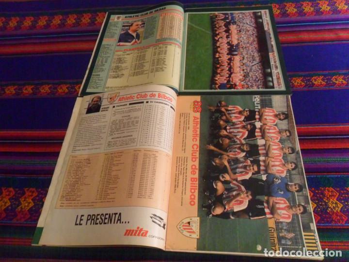 Coleccionismo deportivo: AS COLOR Nº 136 GUÍA DE LA LIGA 1988 89. REGALO Nº 291 GUÍA DE LA LIGA 1991 92. BUEN ESTADO. - Foto 3 - 215095601