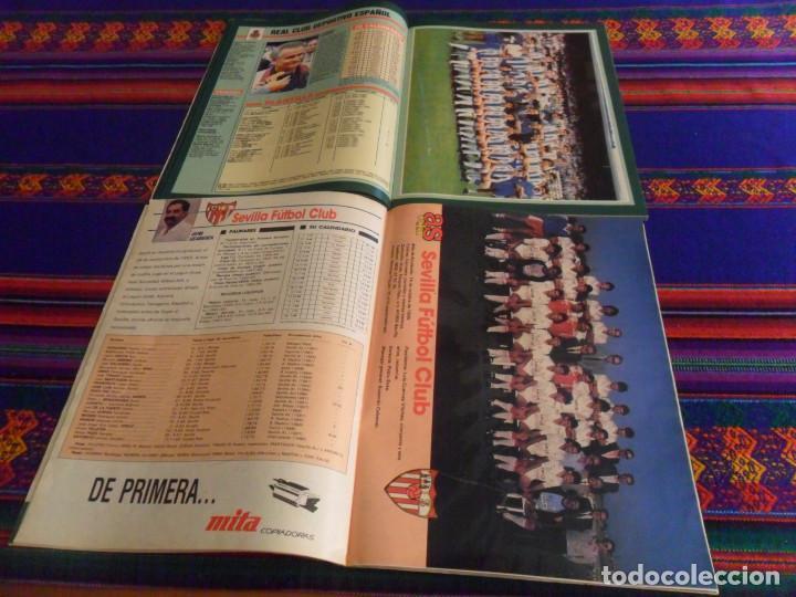 Coleccionismo deportivo: AS COLOR Nº 136 GUÍA DE LA LIGA 1988 89. REGALO Nº 291 GUÍA DE LA LIGA 1991 92. BUEN ESTADO. - Foto 4 - 215095601