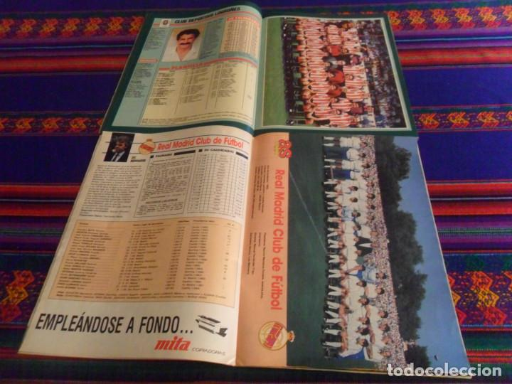 Coleccionismo deportivo: AS COLOR Nº 136 GUÍA DE LA LIGA 1988 89. REGALO Nº 291 GUÍA DE LA LIGA 1991 92. BUEN ESTADO. - Foto 5 - 215095601