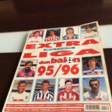 Coleccionismo deportivo: EXTRA LIGA DON BALON 1995. Lote 215141161