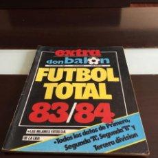 Coleccionismo deportivo: EXTRA CON BALÓN LIGA 83 84. Lote 215181742