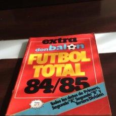 Coleccionismo deportivo: EXTRA CON BALÓN LIGA 84 85. Lote 215188188