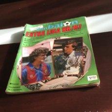 Collectionnisme sportif: EXTRA LIGA DON BALON 1986 87. Lote 215189875