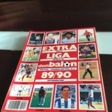 Coleccionismo deportivo: EXTRA LIGA DON BALON 1989 1990. Lote 293170048