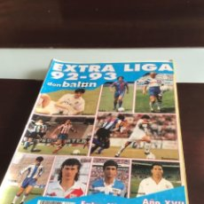 Coleccionismo deportivo: EXTRA LIGA DON BALON 1992 1993. Lote 215191766