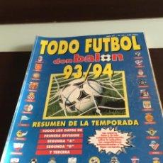 Coleccionismo deportivo: EXTRA LIGA DON BALON 1993 94. Lote 215191833