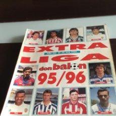 Coleccionismo deportivo: EXTRA LIGA DON BALON 1995 96. Lote 215191935