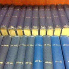 Coleccionismo deportivo: DESCUENTO PROMOCIONAL IMPRESIONANTE COLECCIÓN DE DON BALON 37 TOMOS JOYA HISTORICA. Lote 215504225