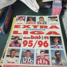 Coleccionismo deportivo: EXTRA LIGA DON BALON 95 96 1995 1996. Lote 216432408
