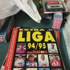 Coleccionismo deportivo: EXTRA LIGA DON BALON 94 95 1994 1995. Lote 216432653
