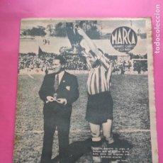 Coleccionismo deportivo: MARCA AHTLETIC CLUB CAMPEON LIGA 1942/1943 - ATLETICO BILBAO 42/43 - URQUIZU - SUPLEMENTO GRAFICO. Lote 216783962