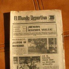 Coleccionismo deportivo: DIARIO DEPORTIVO. Lote 216834976