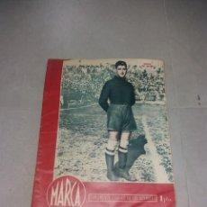 Coleccionismo deportivo: PERIÓDICO MARCA. BUSTOS (SEVILLA). SUPLEMENTO GRÁFICO DE LOS DEPORTES, Nº116 (1945). Lote 216893911