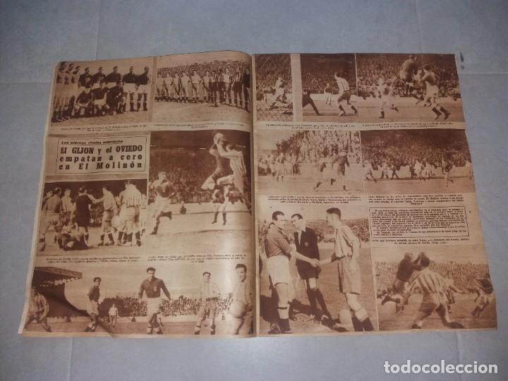 Coleccionismo deportivo: Periódico Marca. Bustos (Sevilla). Suplemento gráfico de los deportes, Nº116 (1945) - Foto 4 - 216893911