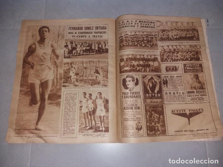 Coleccionismo deportivo: Periódico Marca. Bustos (Sevilla). Suplemento gráfico de los deportes, Nº116 (1945) - Foto 6 - 216893911