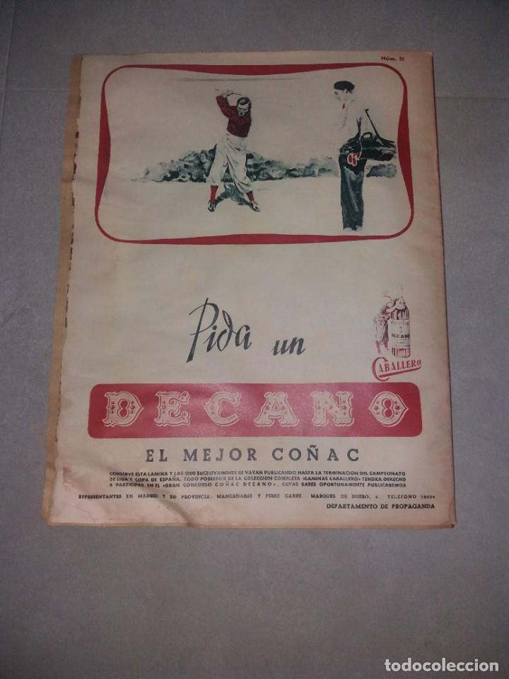 Coleccionismo deportivo: Periódico Marca. Bustos (Sevilla). Suplemento gráfico de los deportes, Nº116 (1945) - Foto 8 - 216893911