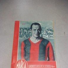 Coleccionismo deportivo: PERIÓDICO MARCA. SOSPEDRA (BARCELONA). SUPLEMENTO GRÁFICO DE LOS DEPORTES, Nº103 (1944). Lote 216894190
