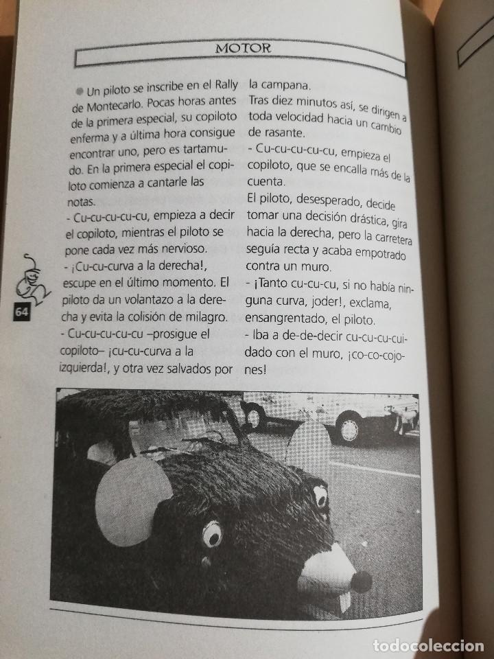 Coleccionismo deportivo: LOS 200 MEJORES CHISTES DEPORTIVOS (EL MUNDO DEPORTIVO) - Foto 10 - 217291543