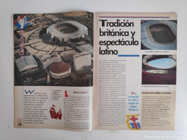 Coleccionismo deportivo: Revista Sport. La Copa Soñada. FC. Barcelona. 1992 - Foto 3 - 217525247