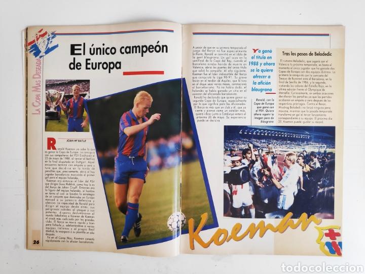 Coleccionismo deportivo: Revista Sport. La Copa Soñada. FC. Barcelona. 1992 - Foto 4 - 217525247