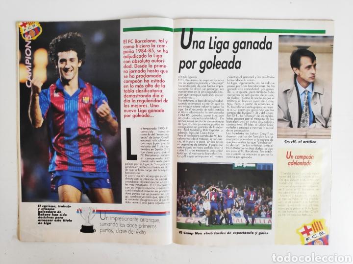 Coleccionismo deportivo: Revista Sport. Campions. FC. Barcelona. Suplemento extra 1992 - Foto 5 - 217525523