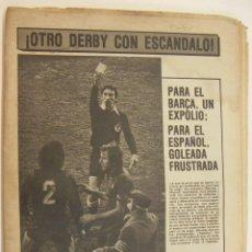 Coleccionismo deportivo: DIARIO MUNDO DEPORTIVO Nª 17503 14 ENERO DE 1980. Lote 218078276