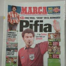Coleccionismo deportivo: DIARIO MARCA 6/10/1997 PIFIA. Lote 218192855