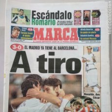 Collectionnisme sportif: DIARIO MARCA 19/10/1997 A TIRO. Lote 218194167