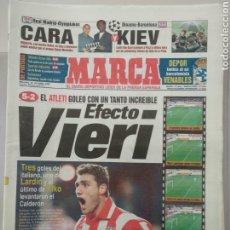 Collectionnisme sportif: DIARIO MARCA 22/10/1997 VER PORTADA. Lote 218194577