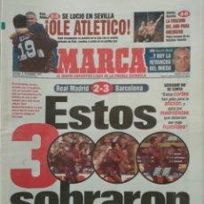 Collectionnisme sportif: DIARIO MARCA 2/11/1997 VER PORTADA. Lote 218195302