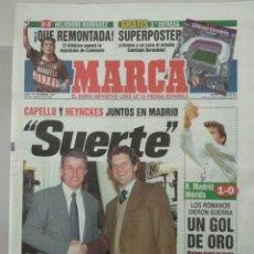 Coleccionismo deportivo: DIARIO MARCA 15/12/1997 VER PORTADA. Lote 218198431