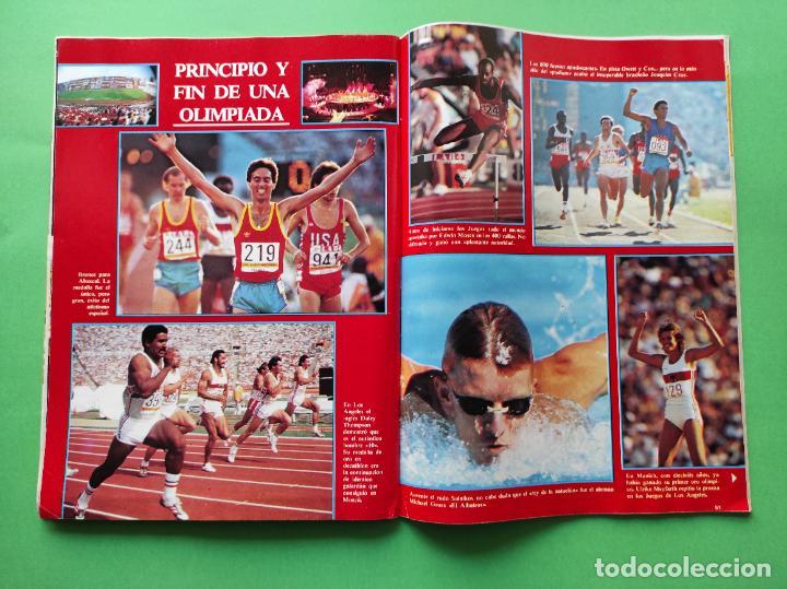 Coleccionismo deportivo: REVISTA DON BALON EXTRA 1984 - RESUMEN DEPORTIVO AÑO 84 - SUPER POSTER - Foto 5 - 218201762