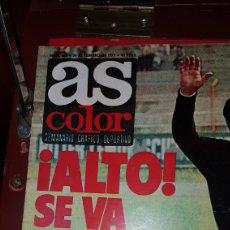 Coleccionismo deportivo: LOTE ANTIGUAS REVISTAS AS COLOR 1979. Lote 218323683