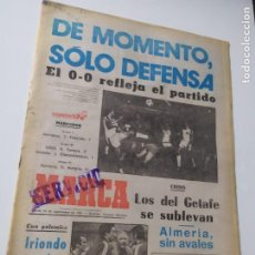 Coleccionismo deportivo: DIARIO MARCA 24 DE SEPTIEMBRE DE 1981. Lote 218918518