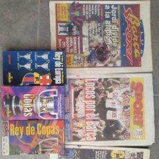 Coleccionismo deportivo: LOTE REVISTAS SPORT CLUB BARCELONA ANTIGUAS. Lote 219096327