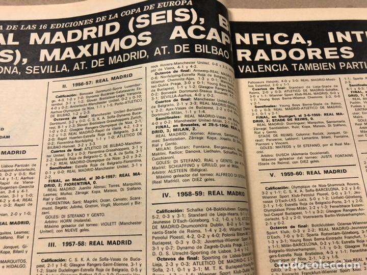 Coleccionismo deportivo: AS COLOR N° 54 (1972). INCLUYE POSTER SELECCIÓN ESPAÑOLA, CRUYFF, URTAIN, ÁNGEL NIETO - Foto 5 - 219294943
