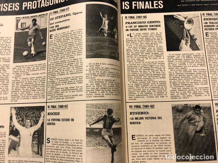 Coleccionismo deportivo: AS COLOR N° 54 (1972). INCLUYE POSTER SELECCIÓN ESPAÑOLA, CRUYFF, URTAIN, ÁNGEL NIETO - Foto 6 - 219294943