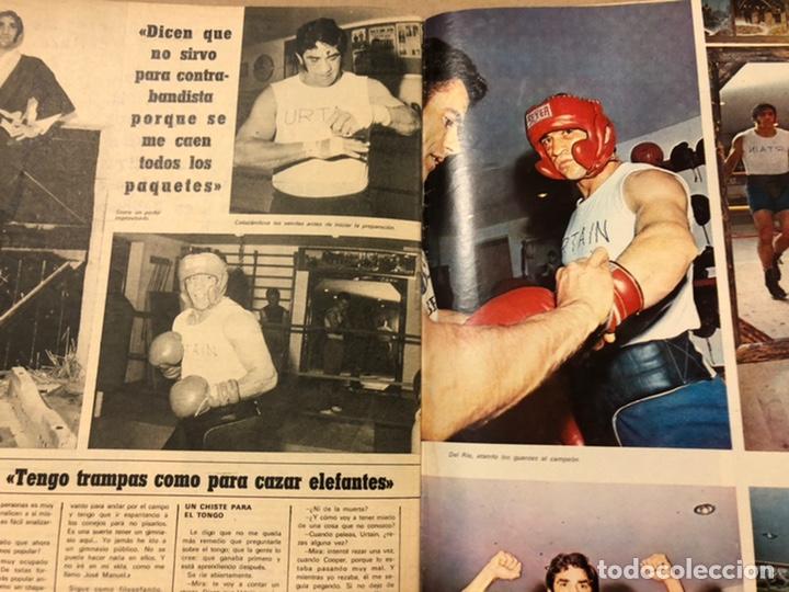 Coleccionismo deportivo: AS COLOR N° 54 (1972). INCLUYE POSTER SELECCIÓN ESPAÑOLA, CRUYFF, URTAIN, ÁNGEL NIETO - Foto 12 - 219294943