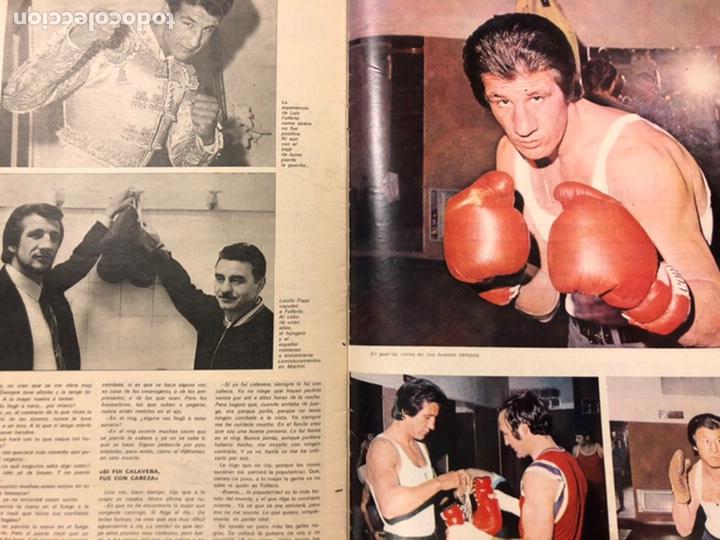 Coleccionismo deportivo: AS COLOR N° 55 (1972). INCLUYE POSTER CÁDIZ C.F., GARATE, DI STEFANO, BEN BAREK, URTAIN, FOLLEDO - Foto 10 - 219295746