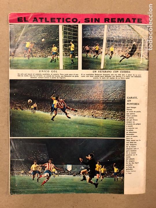 Coleccionismo deportivo: AS COLOR N° 55 (1972). INCLUYE POSTER CÁDIZ C.F., GARATE, DI STEFANO, BEN BAREK, URTAIN, FOLLEDO - Foto 12 - 219295746