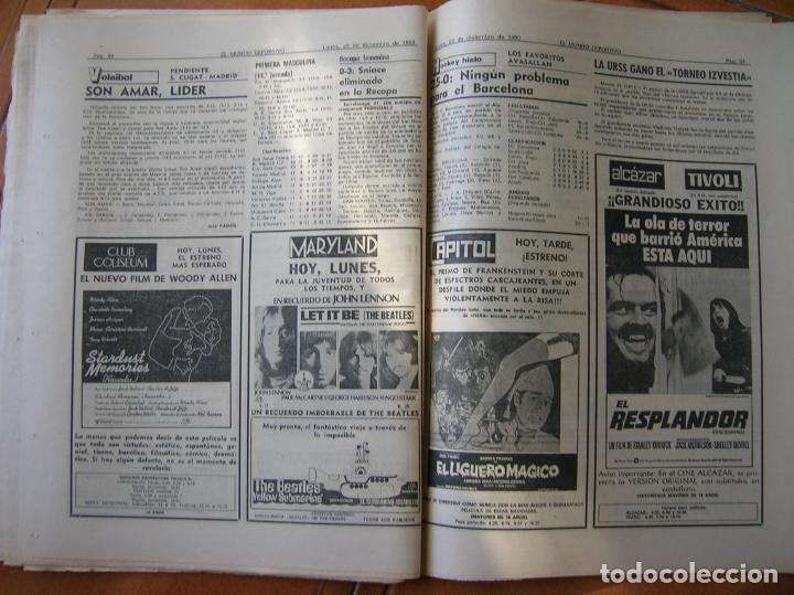 Coleccionismo deportivo: diario deportivo - Foto 2 - 220671550