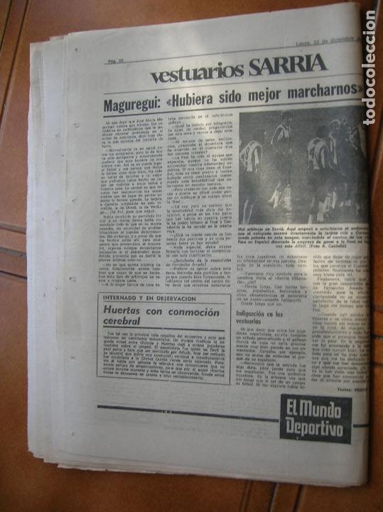 Coleccionismo deportivo: diario deportivo - Foto 3 - 220671550