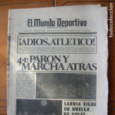 Coleccionismo deportivo: DIARIO DEPORTIVO. Lote 220671550