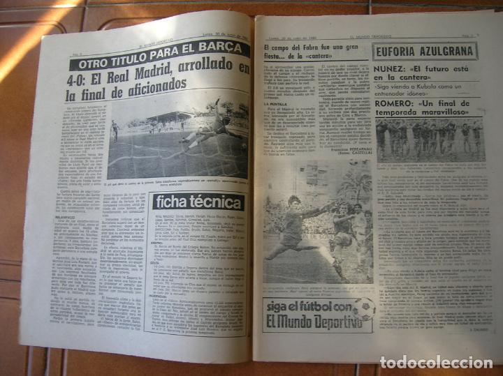 Coleccionismo deportivo: diario deportivo - Foto 2 - 220671852