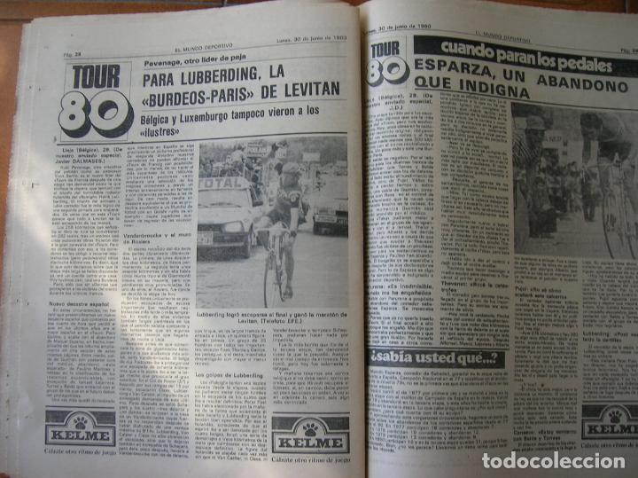 Coleccionismo deportivo: diario deportivo - Foto 3 - 220671852