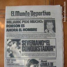 Colecionismo desportivo: DIARIO DEPORTIVO. Lote 220672981