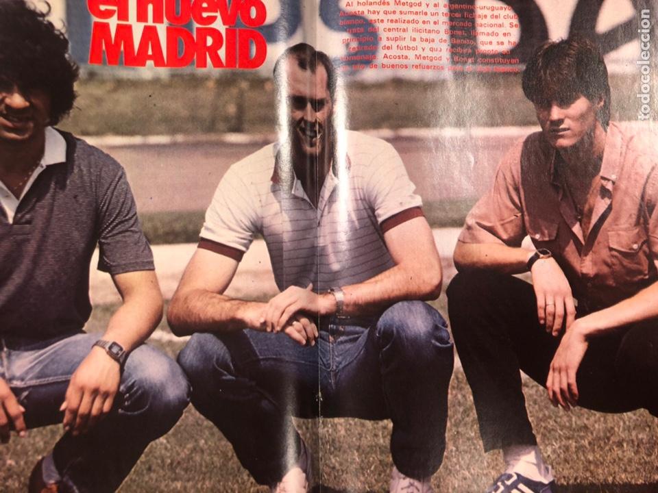 Coleccionismo deportivo: DON BALÓN N° 357 (1982). CYTERSZPILER MARADONA, EL NUEVO REAL MADRID, ADELARDO,... - Foto 9 - 220755641