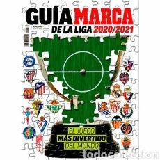 Collectionnisme sportif: GUIA LIGA MARCA 2021. Lote 220808770