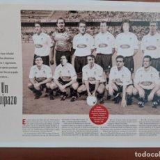 Coleccionismo deportivo: FOTO DEL VALENCIA DIARIO AS. Lote 220867156